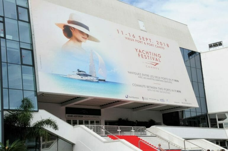 Cannes Yacht Show highlights header Cap Villas 2018 Cannes Yacht Show: Highlights and Trends - EAT LOVE SAVOR International luxury lifestyle magazine and bookazines