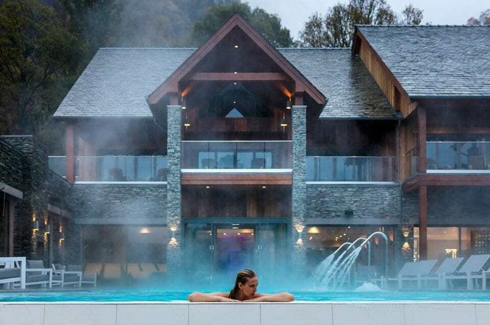 lodore falls hotel infinity spa 5 Great Spa Breaks for Wellness and Relaxation - EAT LOVE SAVOR International luxury lifestyle magazine, bookazines & luxury community