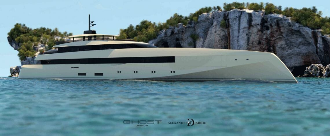 Alexander McDiarmid Design for Ghost Yachts Rebel With a Design Cause: Conversations With Superyacht Designer Alexander McDiarmid - EAT LOVE SAVOR International luxury lifestyle magazine, bookazines & luxury community