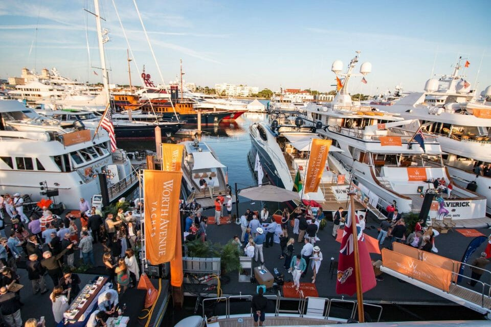 West Palm Beach Yacht show WAY What to expect at the Palm Beach International Boat Show 2019 - EAT LOVE SAVOR International luxury lifestyle magazine, bookazines & luxury community