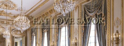 eat love savor header ballroom Letter from the Publisher: Love Before Money. Passion and Purpose in Modern Publishing: EAT LOVE SAVOR, A True Luxury Love Story - EAT LOVE SAVOR International Luxury Lifestyle Magazine
