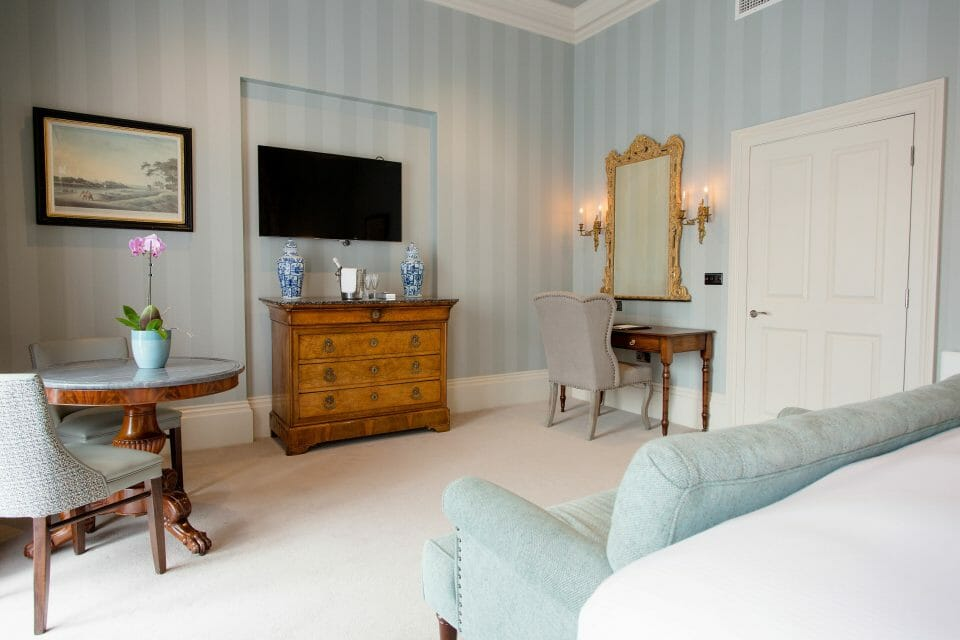 Junior Suite 2 Escape to The Grange Hotel for an Intimate Country House Setting in York - EAT LOVE SAVOR International luxury lifestyle magazine and bookazines