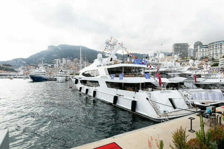 MYG Monaco GP 2019 31 An Out-Of-This-World Weekend at 77th Monaco F1® Weekend with Axiom Space Inc., SFJ Group, Crescent, Chateau d'Esclans, Champagne Regi & more aboard M/Y Skyfall with PA2F - EAT LOVE SAVOR International Luxury Lifestyle Magazine