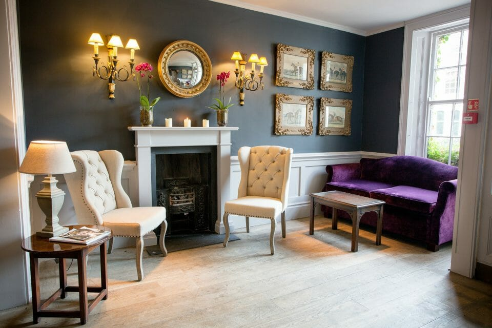 Public Area Lobby Escape to The Grange Hotel for an Intimate Country House Setting in York - EAT LOVE SAVOR International luxury lifestyle magazine and bookazines