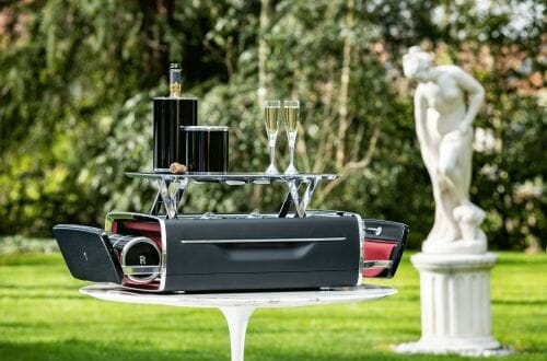 The Rolls Royce Champagne Chest al fresco For Epicurean Pleasures Discover the Champagne Chest by Rolls-Royce Motorcars - EAT LOVE SAVOR International luxury lifestyle magazine, bookazines & luxury community