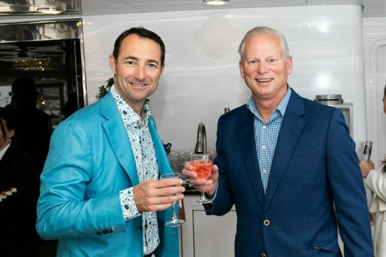MYG Monaco GP 2019 55 An Out-Of-This-World Weekend at 77th Monaco F1® Weekend with Axiom Space Inc., SFJ Group, Crescent, Chateau d'Esclans, Champagne Regi & more aboard M/Y Skyfall with PA2F - EAT LOVE SAVOR International Luxury Lifestyle Magazine