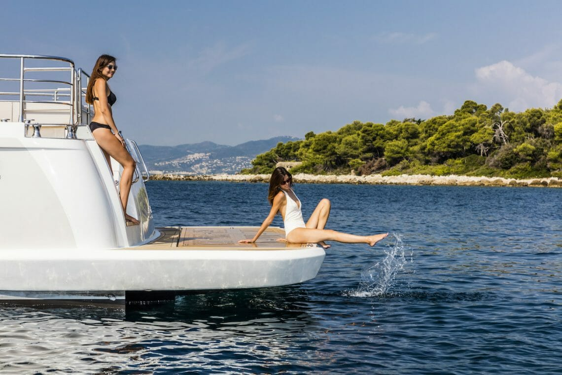 Photo © Canados Yachts Luxury superyacht vacation holiday hot spots in the Western Mediterranean - EAT LOVE SAVOR International luxury lifestyle magazine and bookazines