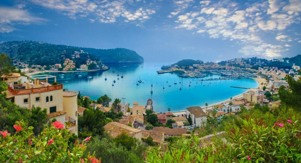 sailing in the Balearics Mallorca Discovering Europe's best beaches: summer sailing in the Balearics - EAT LOVE SAVOR International luxury lifestyle magazine, bookazines & luxury community
