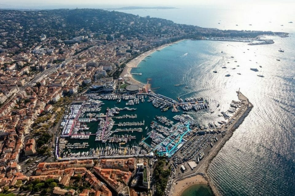 0X2A4992 min A Moment With... Sylvie Ernoult, Commissioner General Of The Cannes Yachting Festival - EAT LOVE SAVOR International luxury lifestyle magazine, bookazines & luxury community