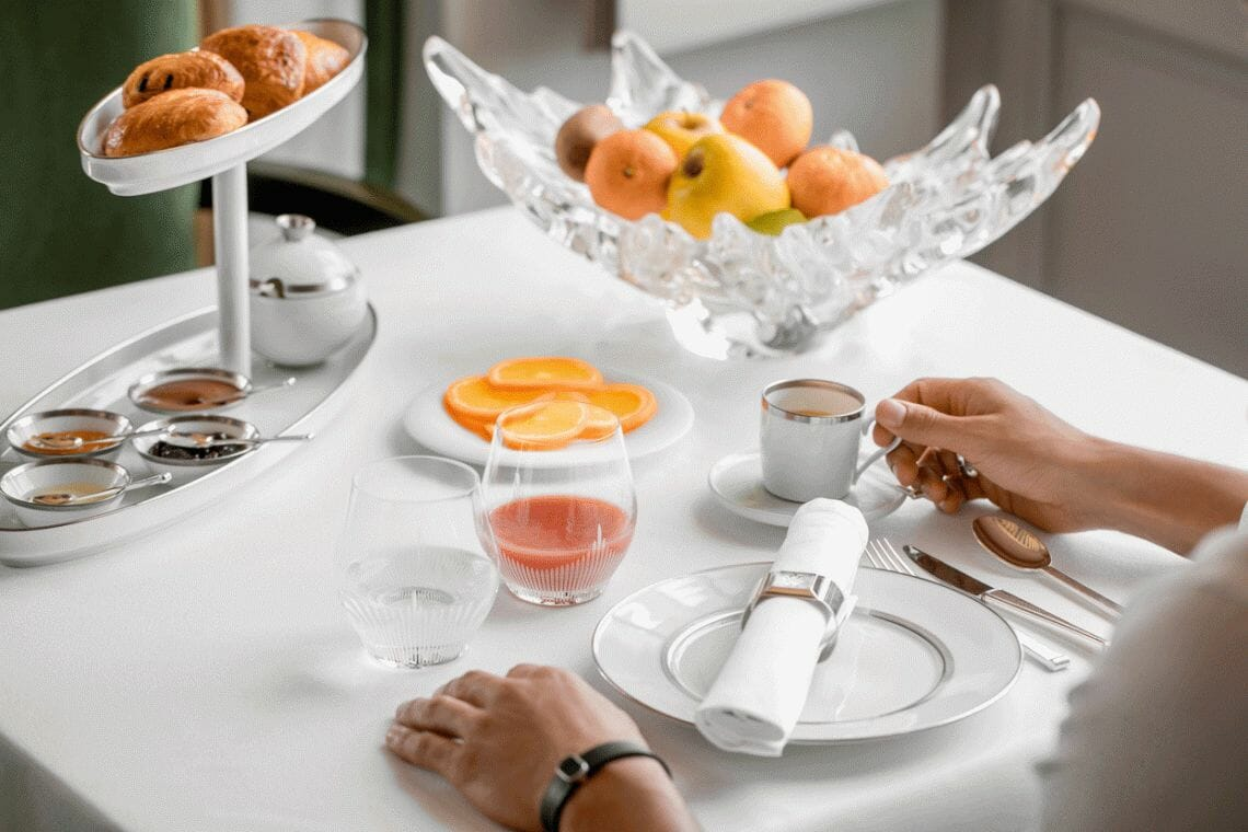 LALIQUE - everyday elegance - luxury lifestyle magazine editorial - EAT LOVE SAVOR