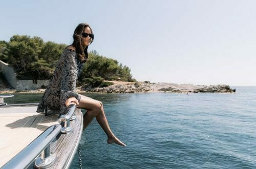 Yachting vacations - luxury lifestyle magazine editorial - EAT LOVE SAVOR