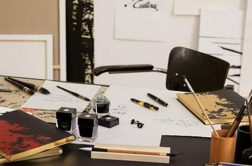 NO 37 CALIGRAPH STILL 3098 final 1911129 The Beauty of Art, Writing and Self-Expression: Montblanc Meisterstück Calligraphy Collection - EAT LOVE SAVOR International luxury lifestyle magazine, bookazines & luxury community