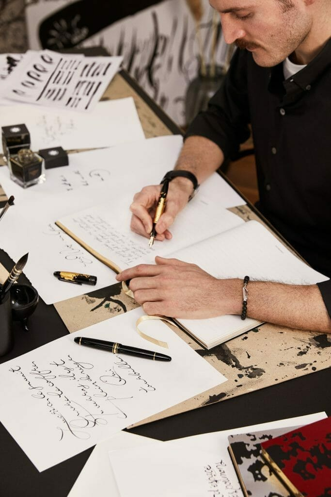 NO 38 CALIGRAPH CLOSE 5210 final 1911130 The Beauty of Art, Writing and Self-Expression: Montblanc Meisterstück Calligraphy Collection - EAT LOVE SAVOR International luxury lifestyle magazine, bookazines & luxury community