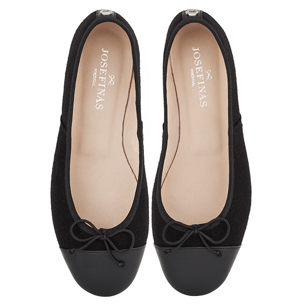 Discover Josefinas Portugal Burel Couture: The first ballerina flats made of sustainable wool - EAT LOVE SAVOR International luxury lifestyle magazine, bookazines & luxury community