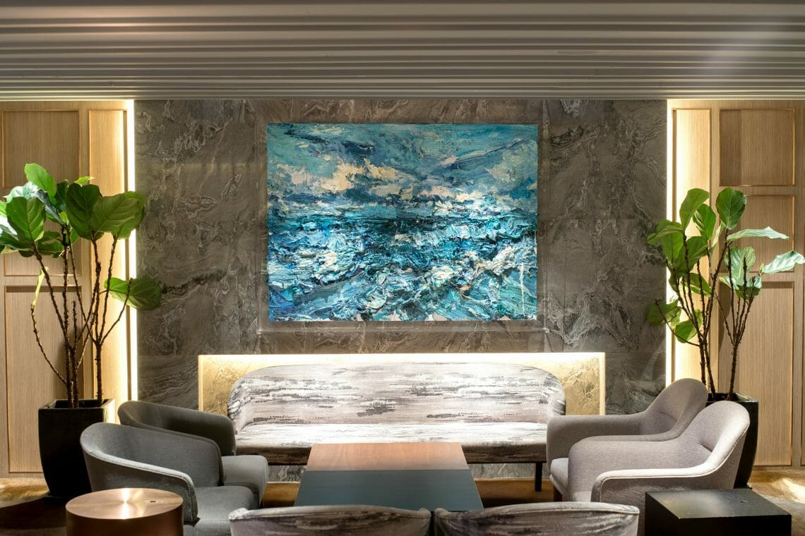 "Plaza Premium First Hong Kong Ocean featured at Relaxation Area Plaza Premium First Hong Kong Curates Immersive ""Return to Your Heart"" Art Journey - EAT LOVE SAVOR International luxury lifestyle magazine, bookazines & luxury community"