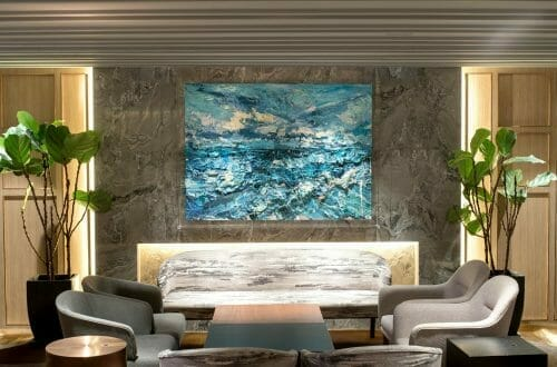 "Plaza Premium First Hong Kong Ocean featured at Relaxation Area Plaza Premium First Hong Kong Curates Immersive ""Return to Your Heart"" Art Journey - EAT LOVE SAVOR International luxury lifestyle magazine and bookazines"