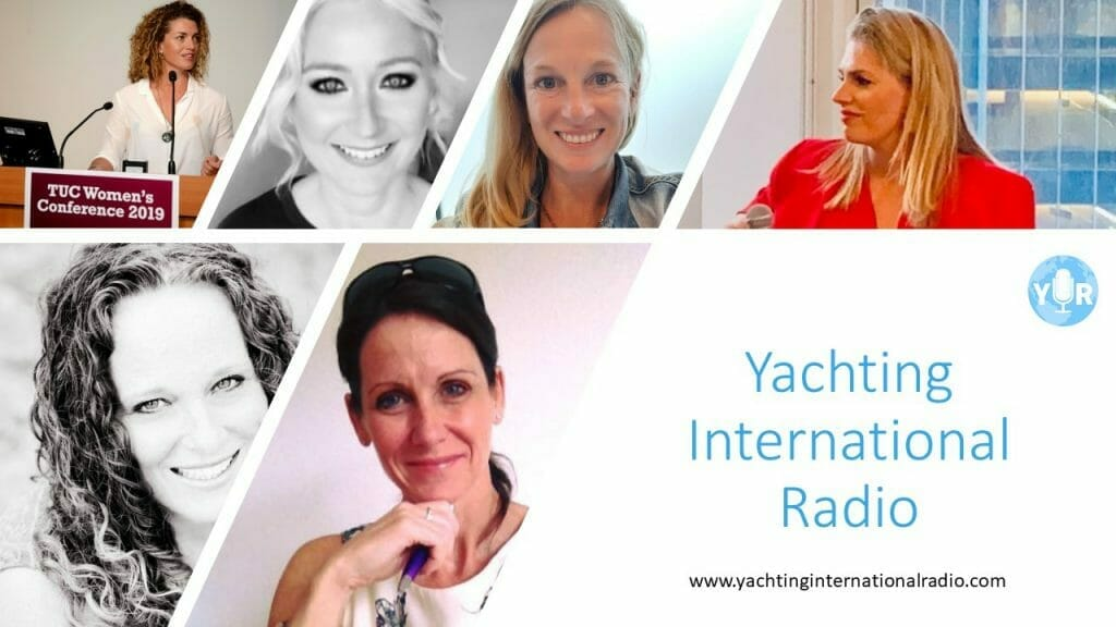 Woman of YIR1 Yachting International Radio, Tunner Media and EAT LOVE SAVORⓇ join voices to share vision on land and sea - EAT LOVE SAVOR International Luxury Lifestyle Magazine