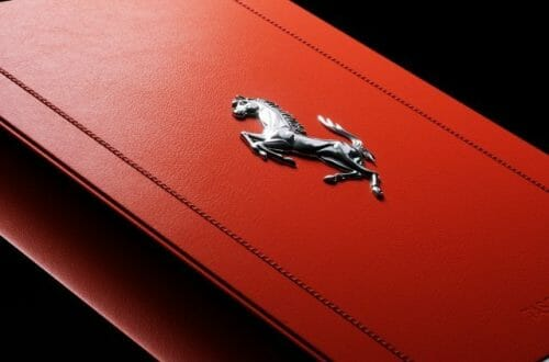 book exterior ce ferrari 20180716112535 Fascinating Ferrari Featured in Limited Edition Book - EAT LOVE SAVOR International luxury lifestyle magazine and bookazines