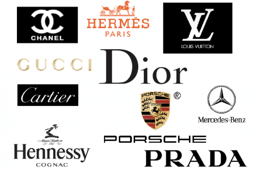 luxury logos 20 best global brands 20th Interbrand Global Brands Report: Luxury & Retail Sector Demonstrates Fastest Growth in Brand Value - EAT LOVE SAVOR International luxury lifestyle magazine, bookazines & luxury community