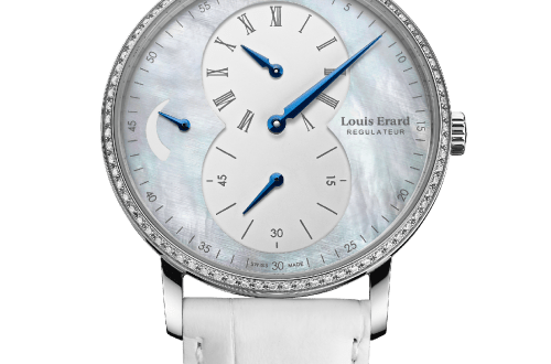 54230SG04 BAAV04 low Discover Louis Erard Limited Edition RÉGULATEUR - EAT LOVE SAVOR International luxury lifestyle magazine, bookazines & luxury community