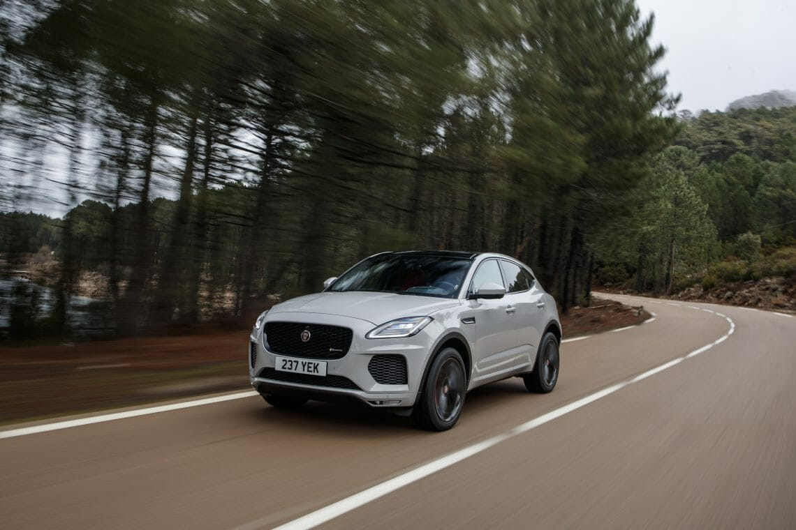Jag E PACE RDynamic DCM Image1 Discover Jaguar Driver Condition Monitor Technology - EAT LOVE SAVOR International luxury lifestyle magazine and bookazines