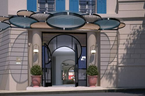 entrance Maison Albar Hotels LImperator marquise sans 5 etoiles Discover the Legendary Maison Albar Hotels L'Imperator - EAT LOVE SAVOR International luxury lifestyle magazine, bookazines & luxury community