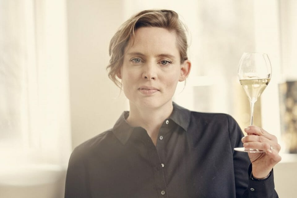 portrait Vitalie 3 credit Luc Valigny Carrying on the Legacy. Exclusive Interview: Vitalie Taittinger CEO, Taittinger Champagne - EAT LOVE SAVOR International luxury lifestyle magazine and bookazines