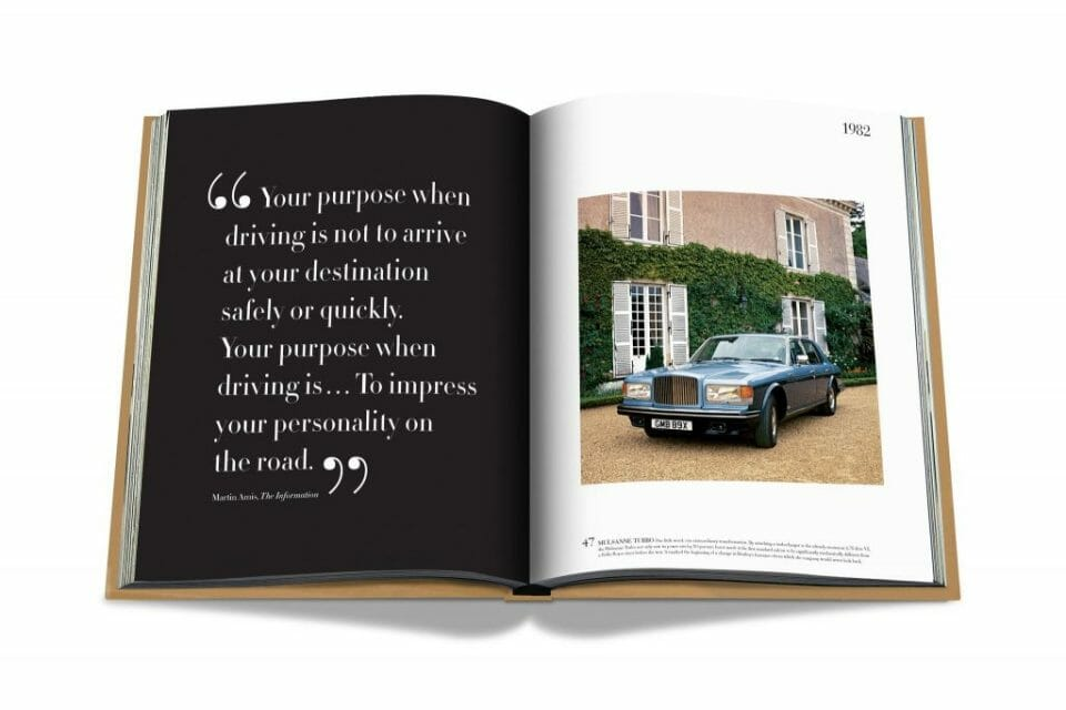 assouline Bentley Spread 7 2048x Irresistible Reads: The Impossible Collection of Bentley - EAT LOVE SAVOR International luxury lifestyle magazine and bookazines