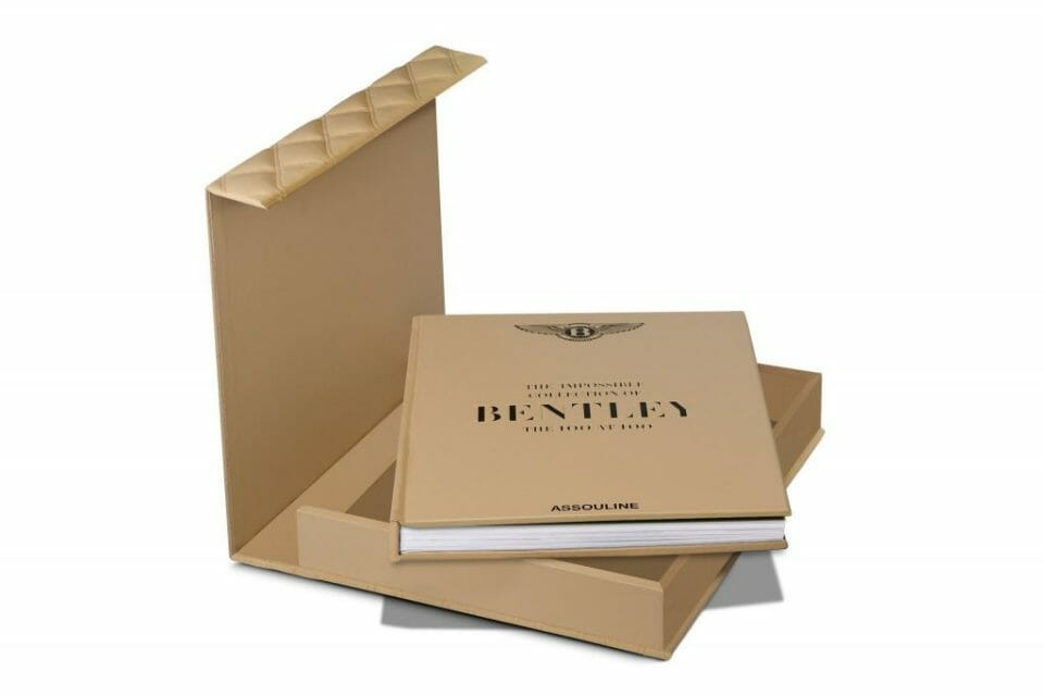 assouline Bentley clamshell 2048x Irresistible Reads: The Impossible Collection of Bentley - EAT LOVE SAVOR International luxury lifestyle magazine and bookazines