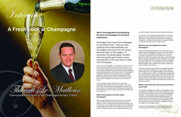 2 page spread ELS Special Issue CHAMPAGNE 2017 scaled Digital Edition #1 - Champagne - EAT LOVE SAVOR International luxury lifestyle magazine, bookazines & luxury community