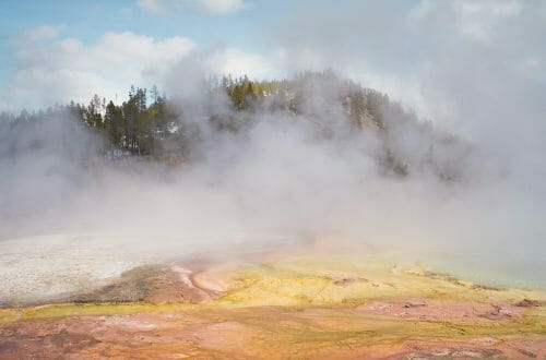 Volcanic Yellowstone Desert Solitude: Portrait of Hasselblad Heroine Chiara Zonca - EAT LOVE SAVOR International luxury lifestyle magazine and bookazines