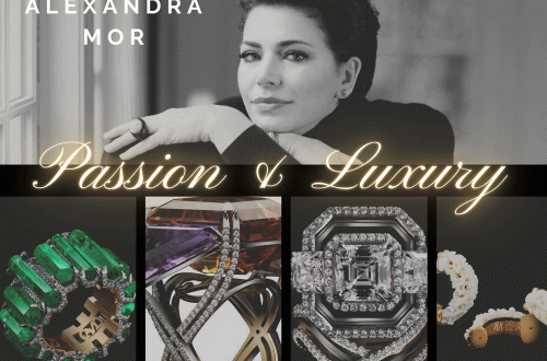 Alexandra Mor Passion and Luxury Passion and Luxury with Alexandra Mor - EAT LOVE SAVOR International luxury lifestyle magazine, bookazines & luxury community