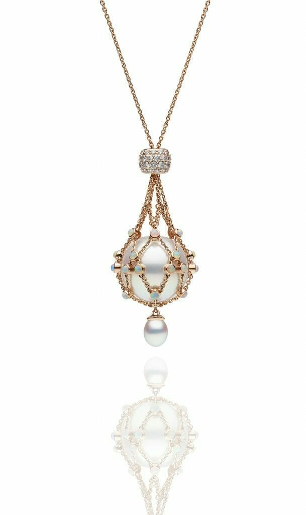 H15N30R 18R ADV Timeless Luxury - PEARLS - Discover Paspaley Australia's Oldest Pearling Family - EAT LOVE SAVOR International Luxury Lifestyle Magazine