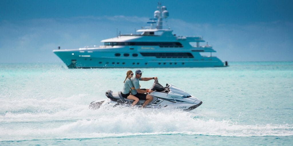 Remember When luxury holidays to remember for a lifetime Lush escapes to the Bahamas in style with luxury yacht Remember When - EAT LOVE SAVOR International luxury lifestyle magazine, bookazines & luxury community