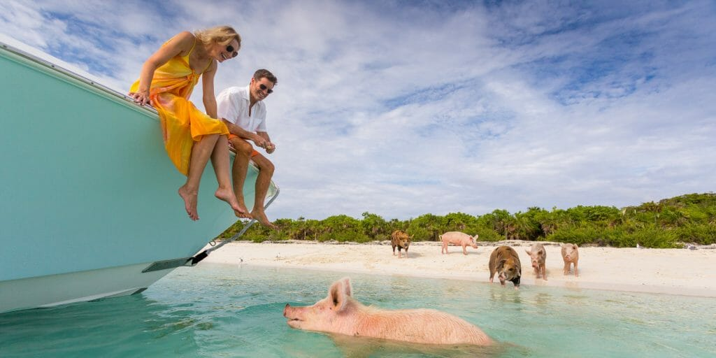 The Bahamas adventure filled luxury travel Lush escapes to the Bahamas in style with luxury yacht Remember When - EAT LOVE SAVOR International luxury lifestyle magazine, bookazines & luxury community