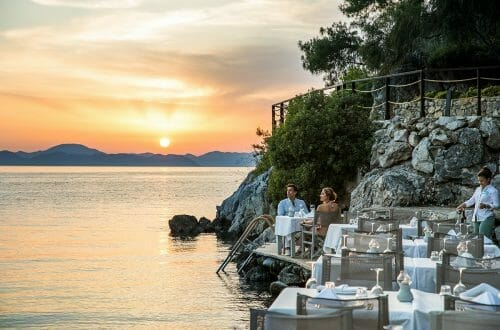 hillside honeymoon sunset Discover Hillside Beach Club- Classical Music on The Sea - EAT LOVE SAVOR International luxury lifestyle magazine, bookazines & luxury community