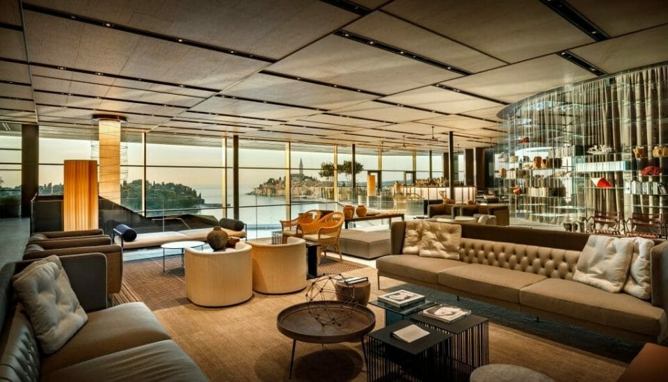 croatia lobby istria Luxury Learning Escapes with a Difference - EAT LOVE SAVOR International luxury lifestyle magazine, bookazines & luxury community