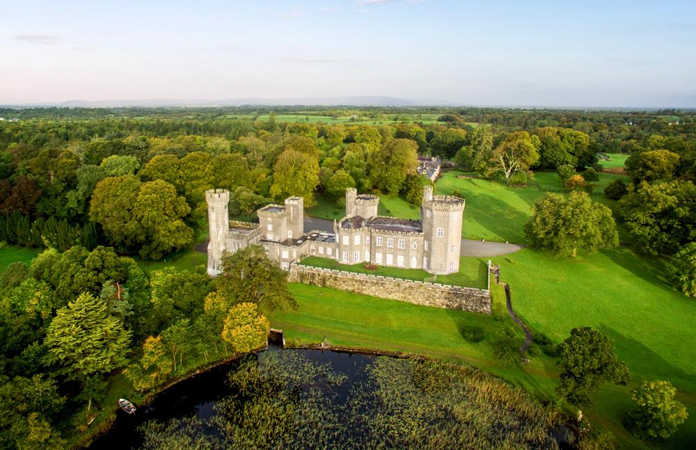 crop 9999 666 Gothic Castle Estate Ireland Olivers travels 1 Staycation Like a Royal from The Crown with Oliver's Travels - EAT LOVE SAVOR International luxury lifestyle magazine, bookazines & luxury community