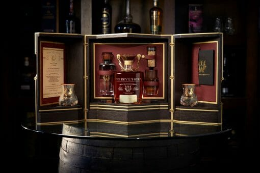 The Devils Keep The Oldest Ever Released Triple Distilled Irish Whiskey And The Most Expensive First Release In The History of Whiskey - EAT LOVE SAVOR International luxury lifestyle magazine, bookazines & luxury community