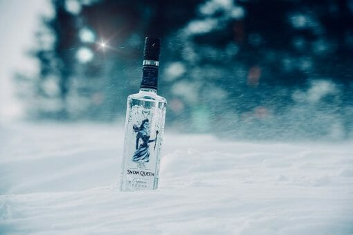 snow queen vodka Discover Snow Queen Organic Vodka - EAT LOVE SAVOR International luxury lifestyle magazine and bookazines