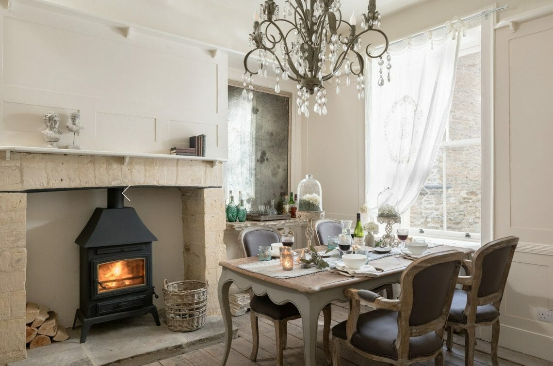 the flower press house kitchen cotswolds uk Transform your home into a haven and sanctuary - EAT LOVE SAVOR International Luxury Lifestyle Magazine