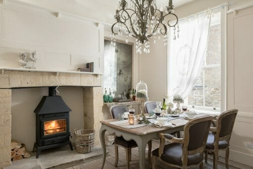 the flower press house kitchen cotswolds uk Transform your home into a haven and sanctuary - EAT LOVE SAVOR International luxury lifestyle magazine and bookazines