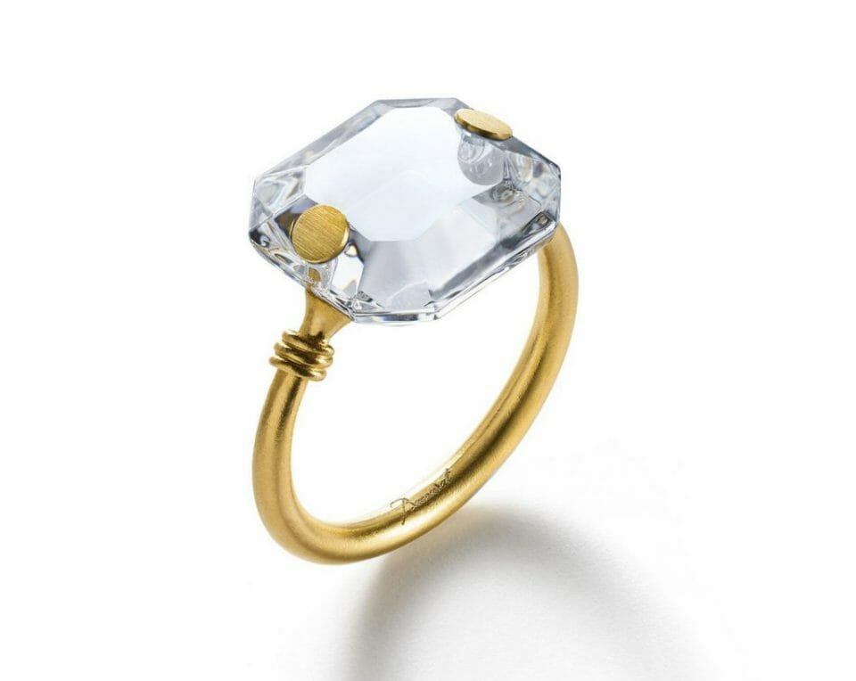 baccarat par marie helene de taillac ring Beautiful Baccarat Jewelry for Her - EAT LOVE SAVOR International luxury lifestyle magazine and bookazines