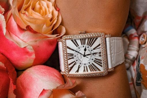 unnamed37 Fit for a Lady: The Lady Master Square™ by Franck Muller - EAT LOVE SAVOR International luxury lifestyle magazine, bookazines & luxury community