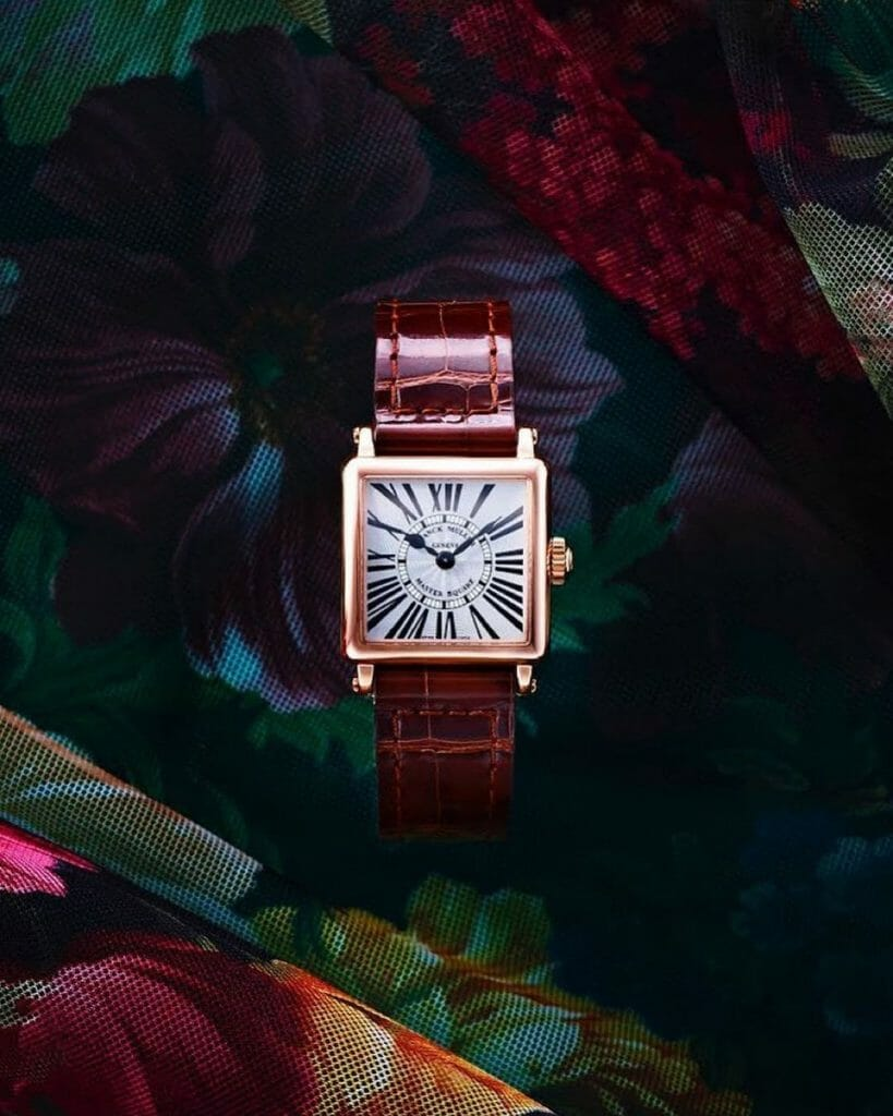 unnamed38 Fit for a Lady: The Lady Master Square™ by Franck Muller - EAT LOVE SAVOR International Luxury Lifestyle Magazine