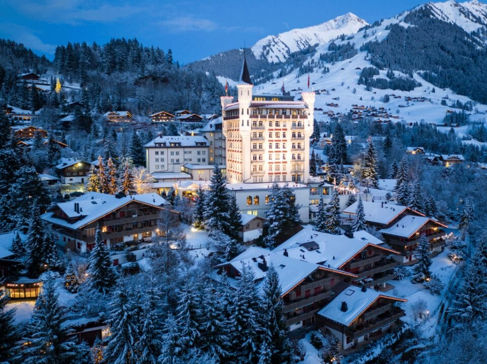 vendom Gstaad Palace Women in Luxury: A Moment With... Laetitia Girard CEO of The Vendom Company - EAT LOVE SAVOR International Luxury Lifestyle Magazine