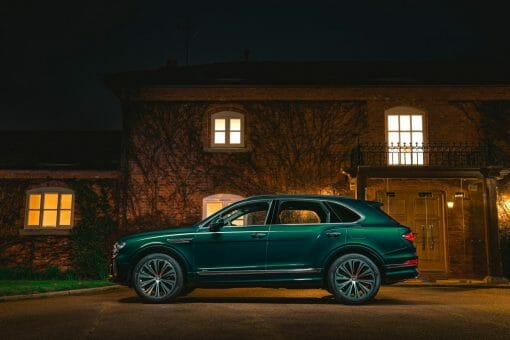 Shanghai Bentayga Hybrid 3 A One-Off Bentley Bentayga Hybrid A Vision in Green, Inspired by Purity - EAT LOVE SAVOR International luxury lifestyle magazine and bookazines