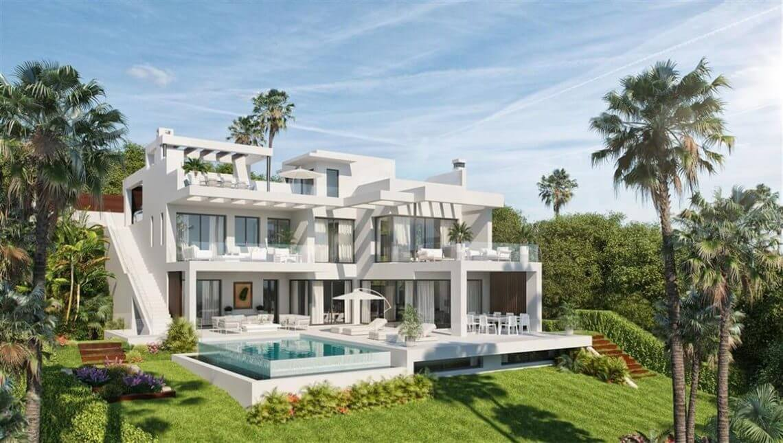 Villa Views Estepona Second Home vs Investment Property: What's the difference? - EAT LOVE SAVOR International luxury lifestyle magazine and bookazines