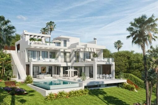 Villa Views Estepona Second Home vs Investment Property: What's the difference? - EAT LOVE SAVOR International luxury lifestyle magazine, bookazines & luxury community