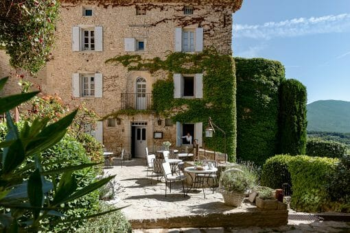 Hotel Crillon Le Brave Mr. Tripper 172 Crillon Le Brave Reopens With Refreshed Gourmet Offering And Enhanced Guest Experience - EAT LOVE SAVOR International Luxury Lifestyle Magazine